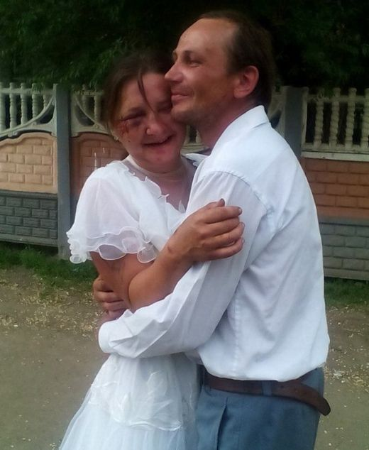 Russian Wedding Photos: Awkward Russian Wedding Photos (58 Pics