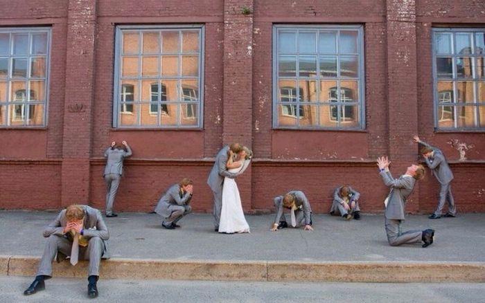 Awkward Russian Wedding Photos (58 pics)