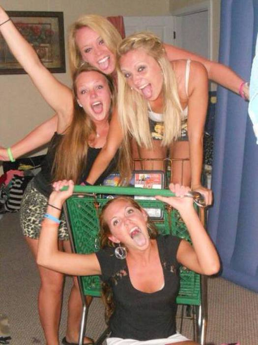 There's No Such Thing As Too Much Alcohol (45 pics)