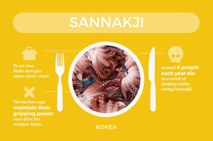 The Top 17 Most Dangerous Foods In The Entire World (18 pics)
