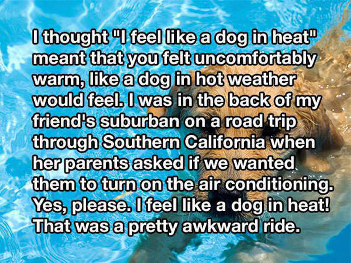 People Admit Embarrassing Things They Didn't Learn Until Later In Life (15 pics)