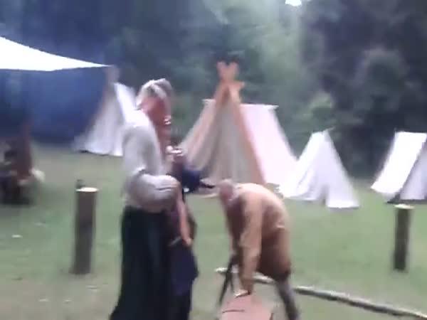 Vikings Have Fun