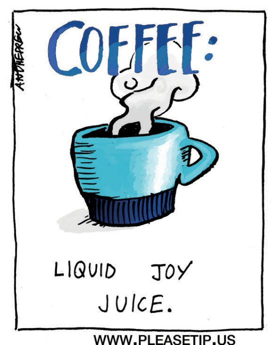 Webcomics That Every Coffee Addict Can Relate To (24 pics)