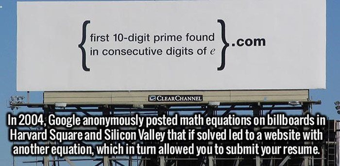 Here's A Healthy Dose Of Random Facts To Feed Your Brain (20 pics)
