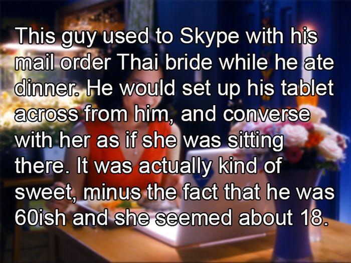 Waiters And Bartenders Reveal Their Most Awkward Date Stories (11 pics)