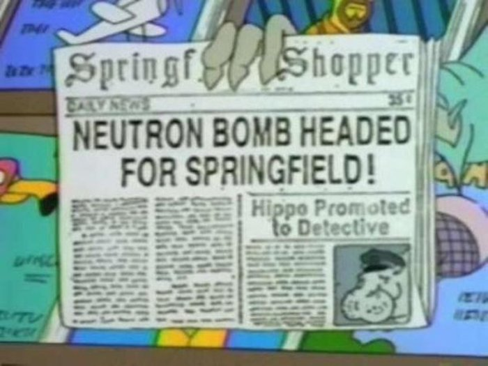 Hilarious News Headlines From The Simpsons That You Probably Missed (31 pics)