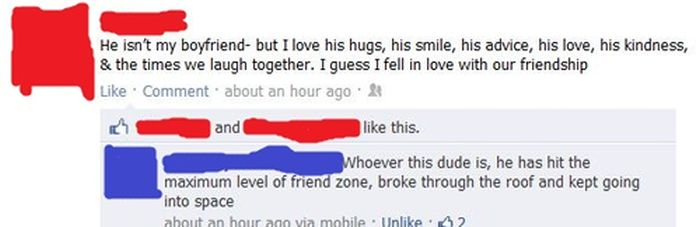 The Friend Zone Continues To Claim More Victims (15 pics)