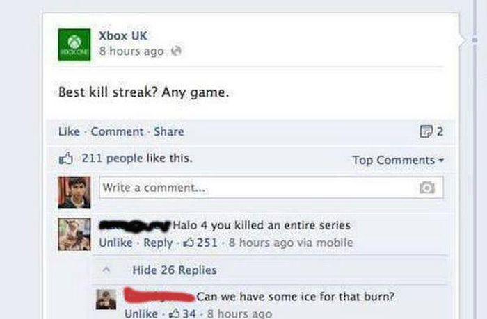These Comebacks Were So Good They Sent People To The Burn Unit (26 pics)