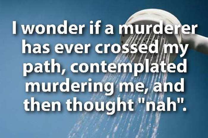 New Shower Thoughts That Will Stick With You (20 pics)