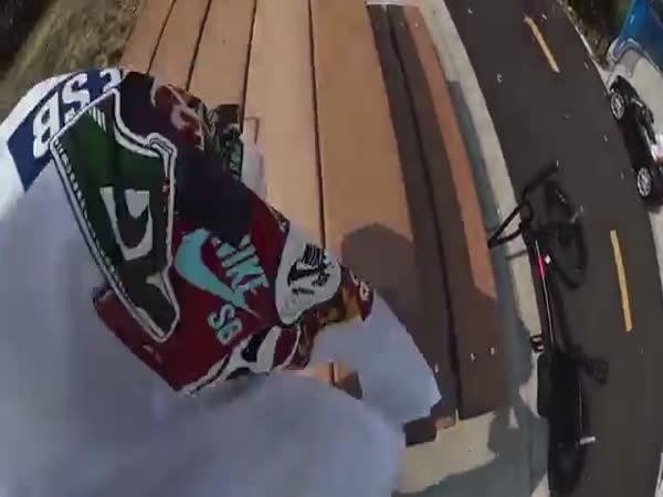 Guy On The Bike