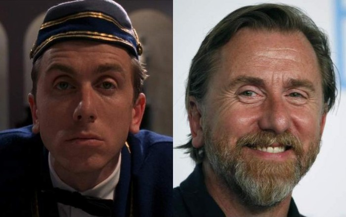 The Cast Of Four Rooms Back In The Day And Today (9 pics)