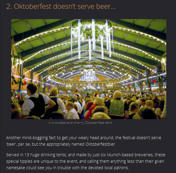 10 Fun Facts You Need To Know About Oktoberfest (7 pics)