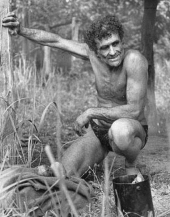 Meet The Man Who's Been Dubbed The Real Life Tarzan (5 pics)