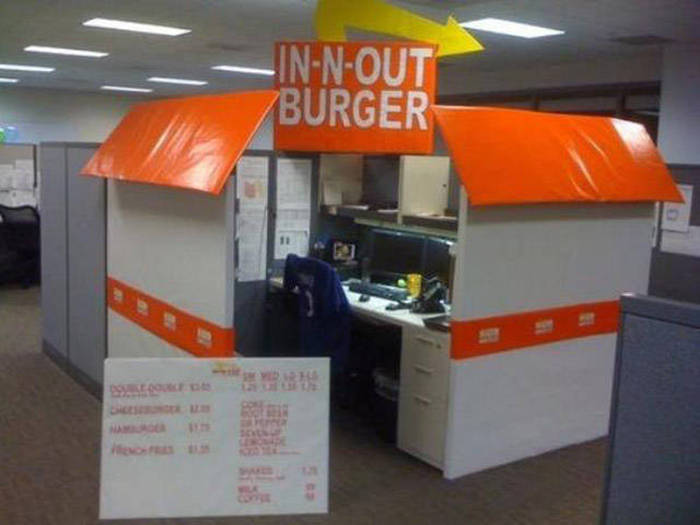 Hilarious Workplace Photos That Get The Job Done (51 pics)