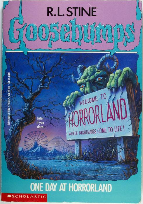Time To Get Nostalgic With Some Old School Goosebumps Covers (30 pics)