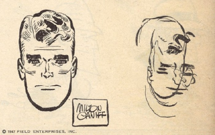 Comic Artists Draw Characters With Their Eyes Closed (10 pics)