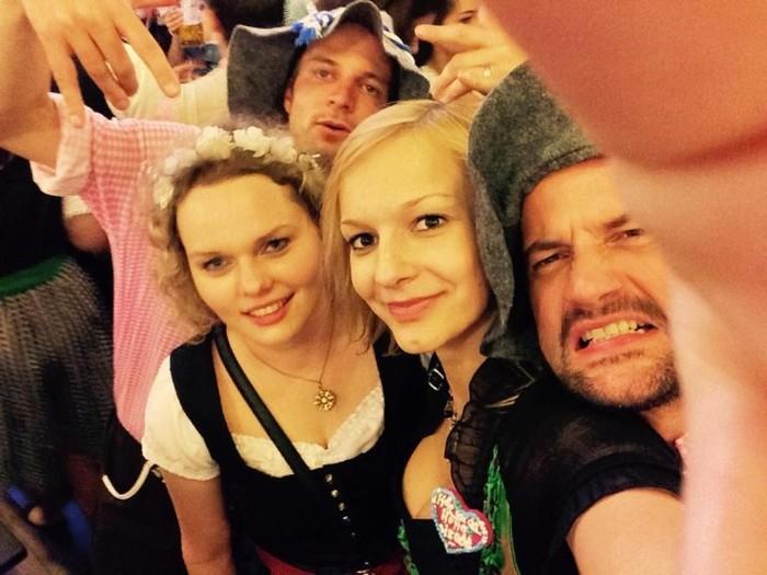 The Lovely Ladies Of Oktoberfest 2015 (25 pics)