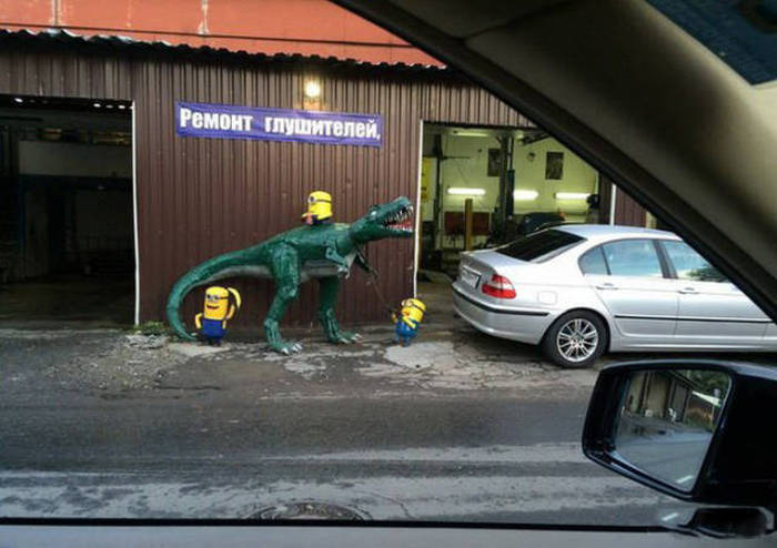Things Are Just A Little Different In Russia (38 pics)
