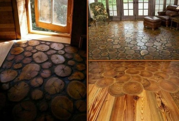 How To Build A Real Wood Floor From Start To Finish (10 pics)