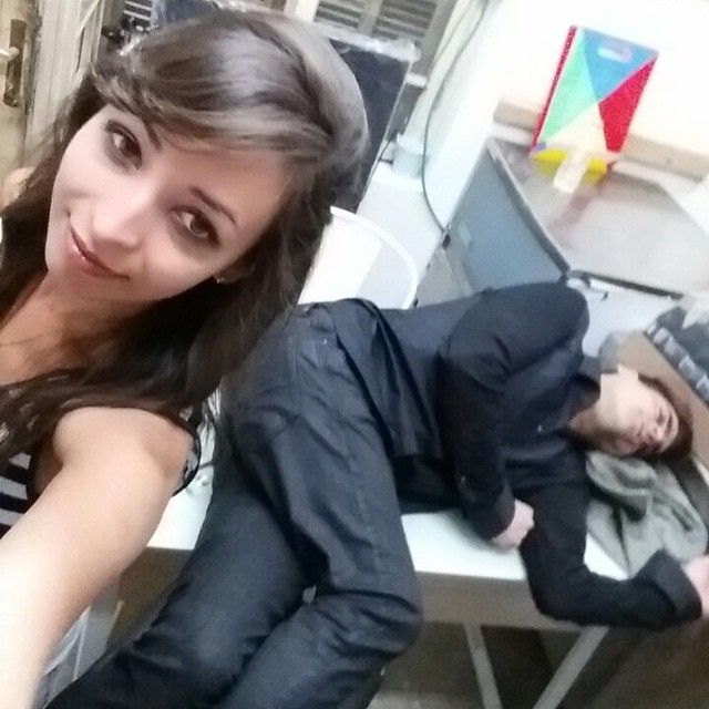 Meet The Alcoholic Boss That Falls Asleep In Awkward Places (17 pics)