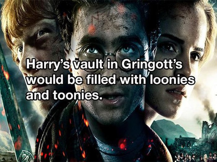 What Harry Potter Would Be Like If It Took Place In Canada (20 pics)