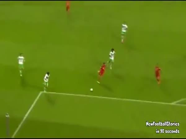 Bayern's Lewandowski Scores 5 Goals in 9 Minutes