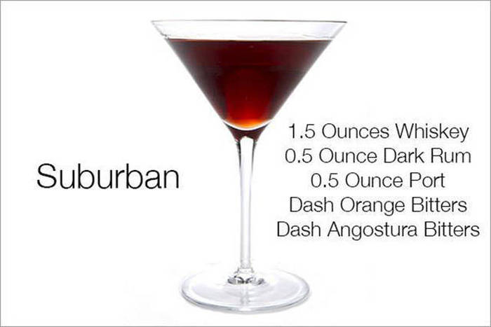 Whiskey Is The Main Ingredient In These Delicious Alcoholic Drinks (15 pics)