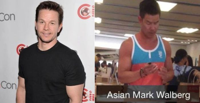 11 Celebrities That Have Doppelgangers Of A Different Race (11 pics)
