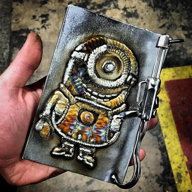 It's Amazing What Welders Can Do (11 pics)