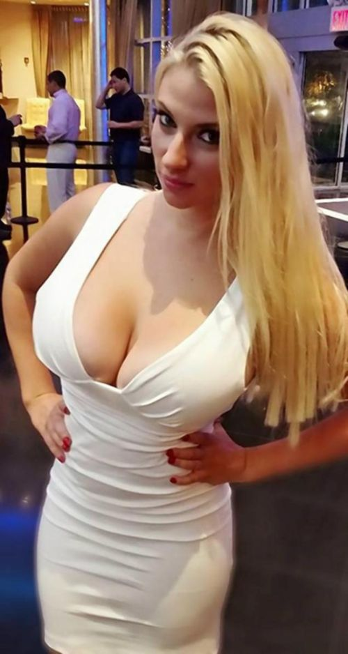 MMA Fighter's Breasts Get Her Bumped Up To A Heavier Weight Class (5 pics)