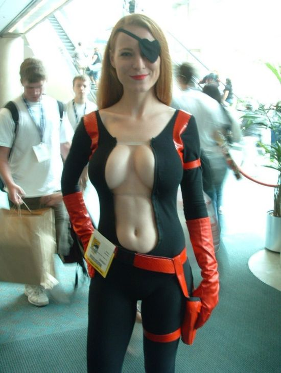 Cosplay Girls Will Make All Your Fantasies Come True (32 pics)