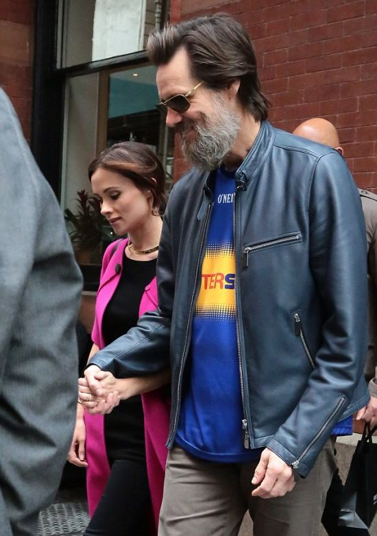 Jim Carrey's Ex-Girlfriend Cathriona White Found Dead In Her Apartment (5 pics)