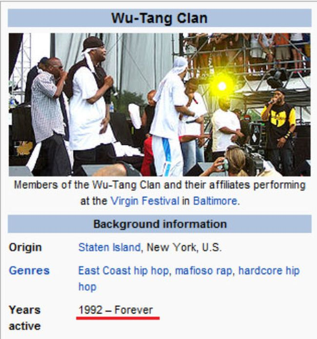 Spot On Celebrity Descriptions From Wikipedia (20 pics)
