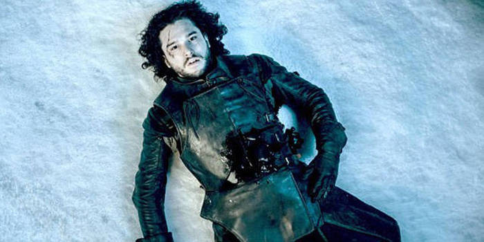 Aerial Drone Spoils Jon Snow's Fate On Game Of Thrones (5 pics)