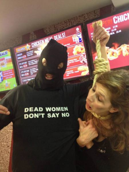 Halloween Costumes That Are Sure To Offend Everyone (53 pics)