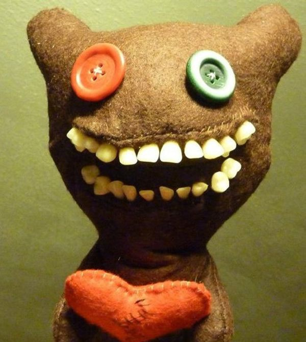 Your Children Will Be Terrified By These Traumatizing Toys (27 pics)