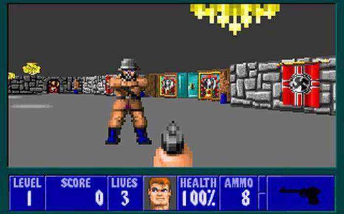 A Look At How Video Game Graphics Have Evolved Over The Past Three Decades (19 pics)