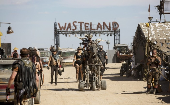 Wasteland Weekend 2015 Looks Like A Scene Of Out Mad Max (26 pics)
