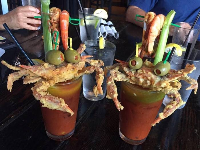This Is The Craziest Blood Mary Ever (8 pics)