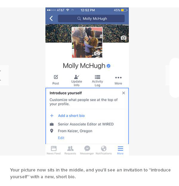 How To Turn Your Facebook Profile Picture Into A GIF (6 pics)