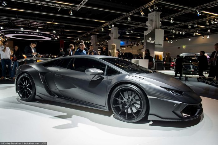 Mansory Knows How To Take Your Ride To The Next Level (18 pics)