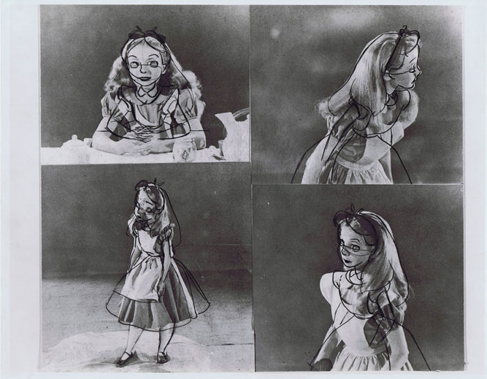 See The Real Life Model That Inspired Alice In Wonderland (12 pics)