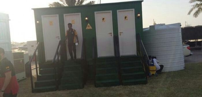 You Won't Believe How Nice The Public Toilets In Dubai Look (2 pics)