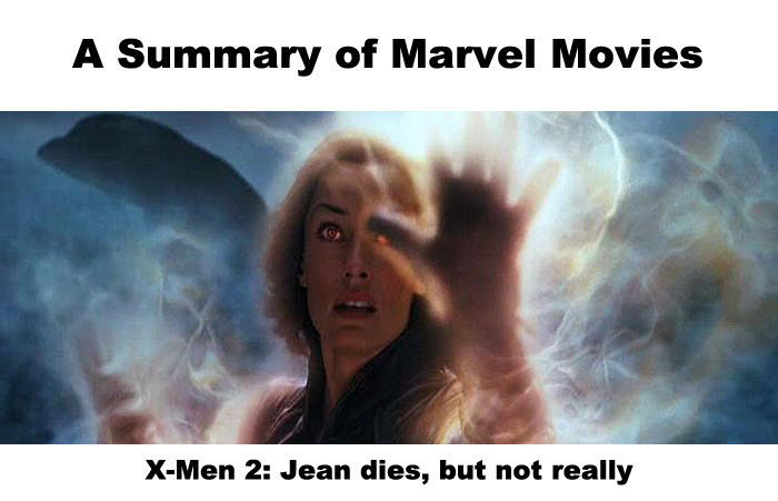 You Might Not Have Noticed This Trend In Marvel Movies (10 pics)