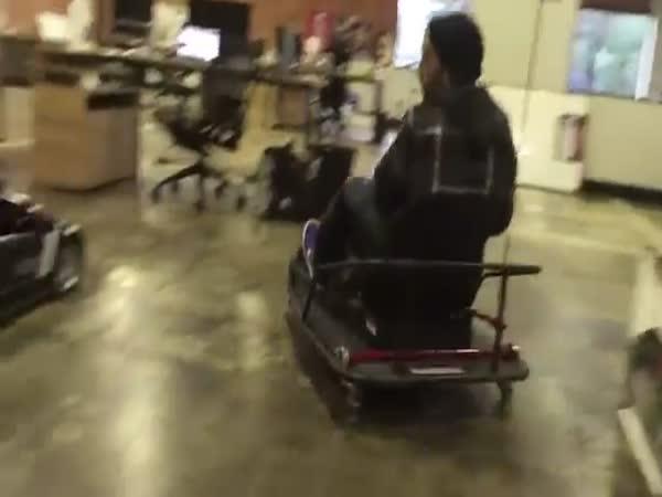 Office Drift