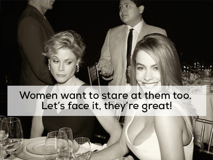 Men And Women Share Secrets About The Sexes (12 pics)