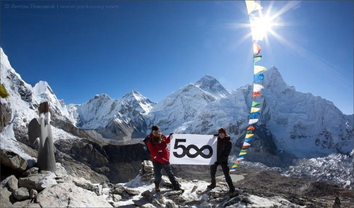 Mt. Everest Is Truly A Magical Place (31 pics)