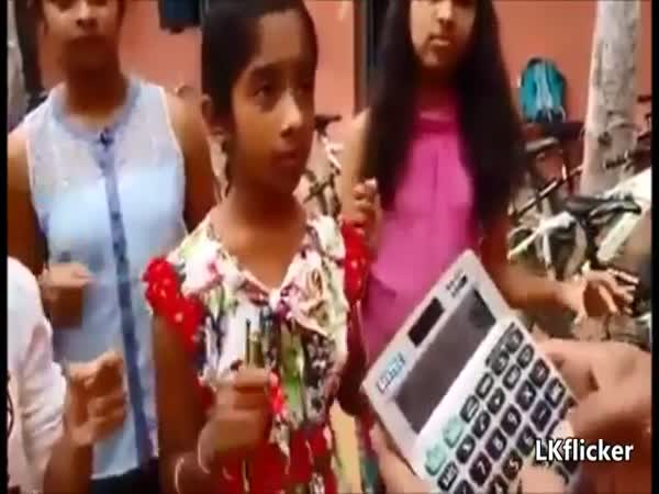 Calculator Girls