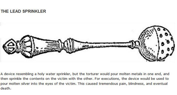25 Of The Most Messed Up Execution Methods In Human History (25 pics)
