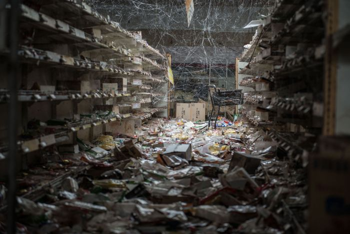 Go Inside The Fukushima Nuclear Disaster With These Haunting Photos (17 pics)